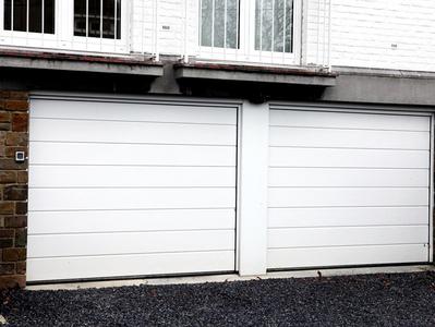 Beaupain François sprl - Portes de garage